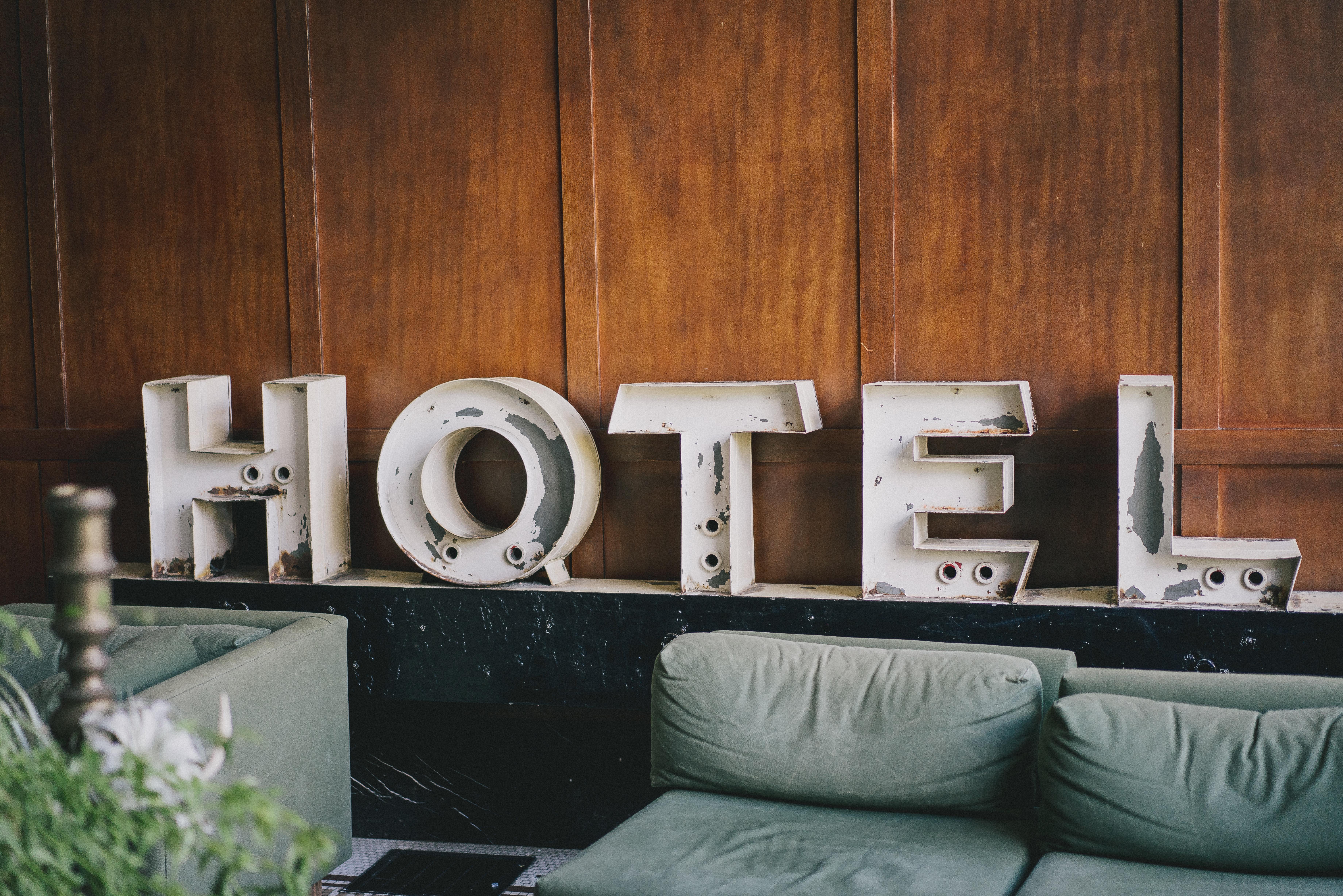 criação de sites para hoteis